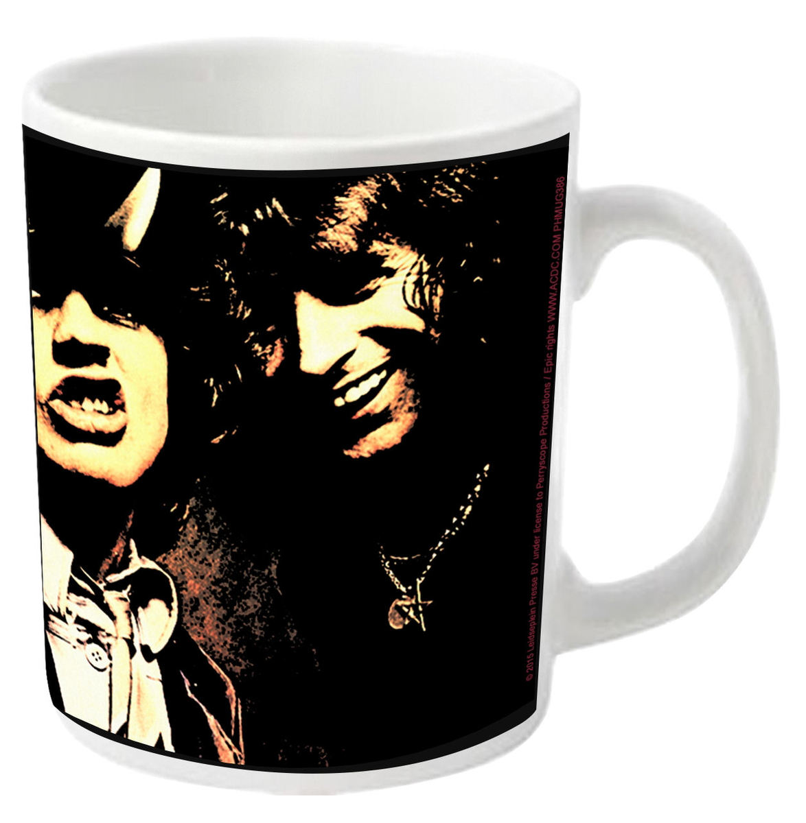 hrnek ACDC - HIGHWAY TO HELL - PLASTIC HEAD - PHMUG487
