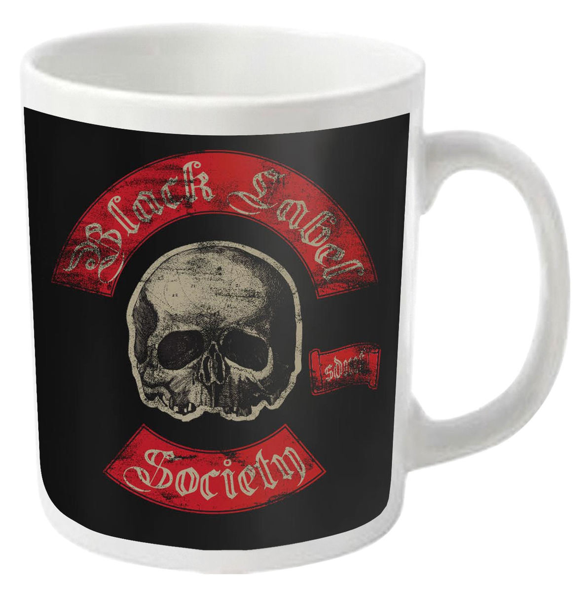 hrnek BLACK LABEL SOCIETY - DESTROY & CONQUER - PLASTIC HEAD - PHMUG535