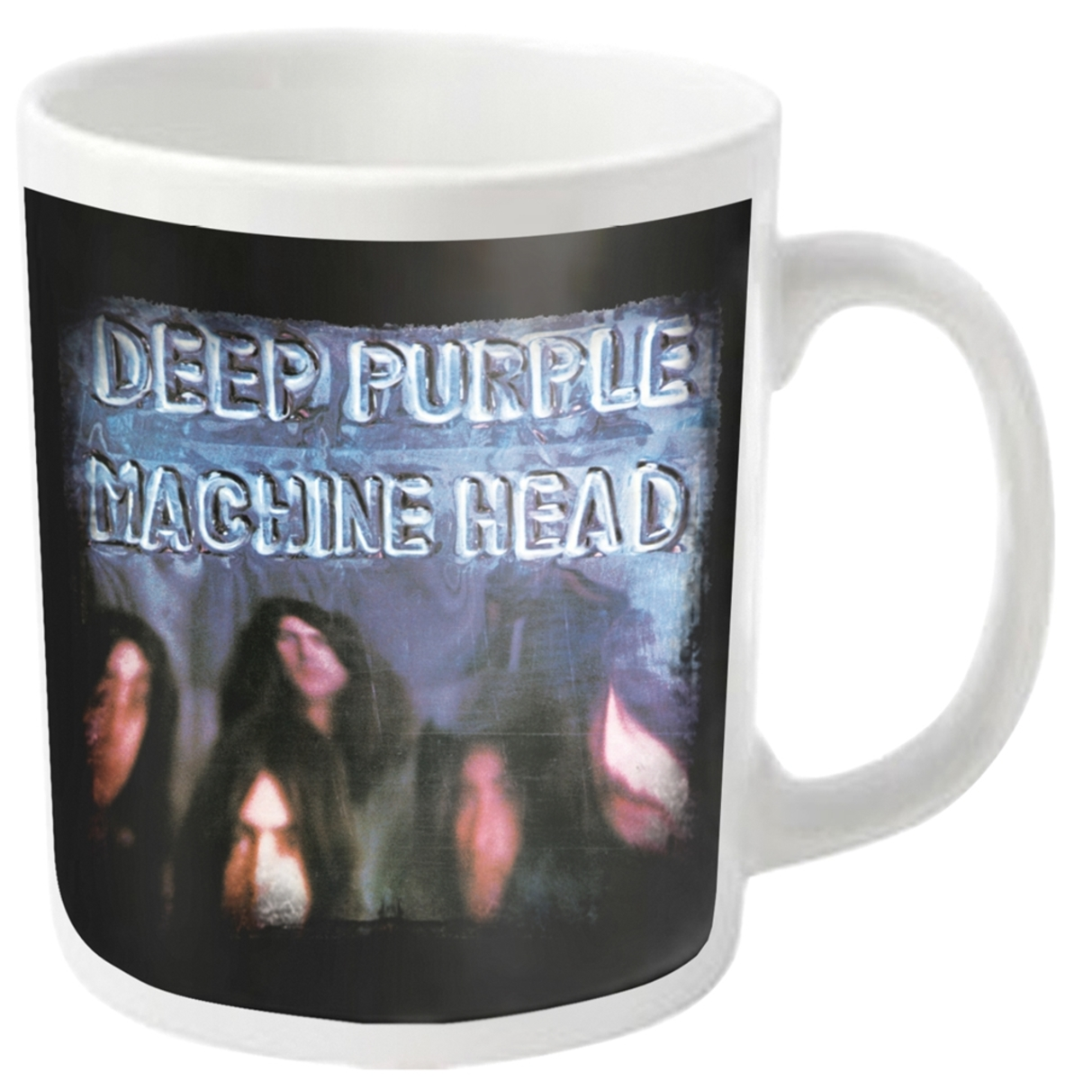 hrnek DEEP PURPLE - MACHINE HEAD - PLASTIC HEAD - PHMUG571