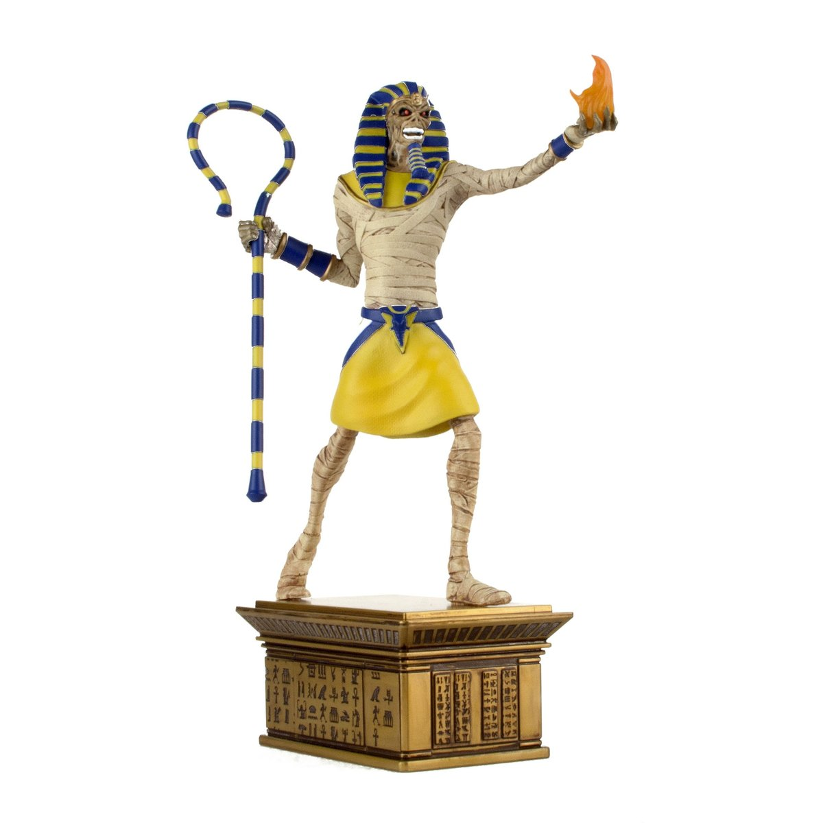 figurka Iron Maiden - Legacy of the Beast - Powerslave Eddie - IMC-0801
