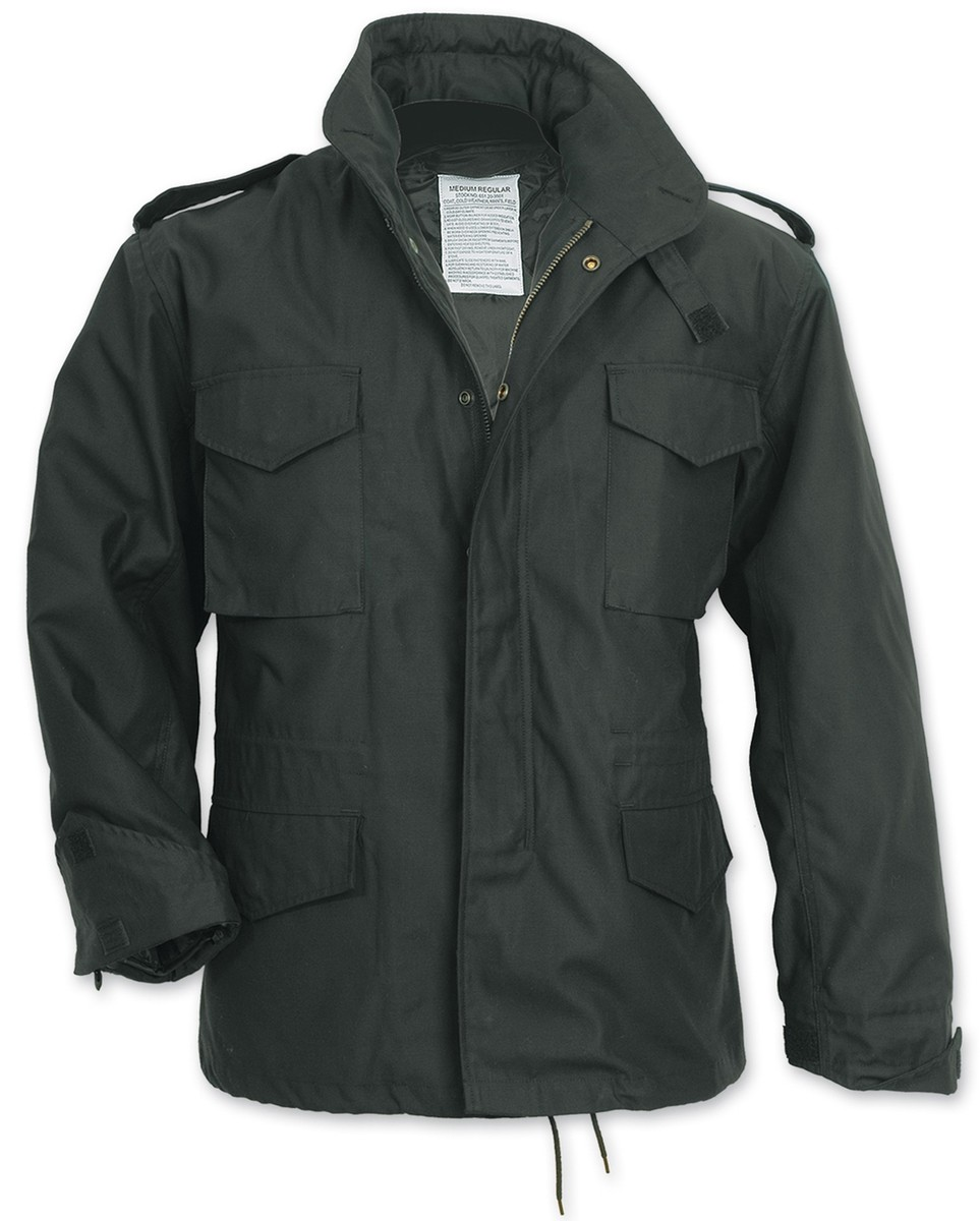 bunda zimní - FIELDJACKET M 65 - SURPLUS - 20-3501-93