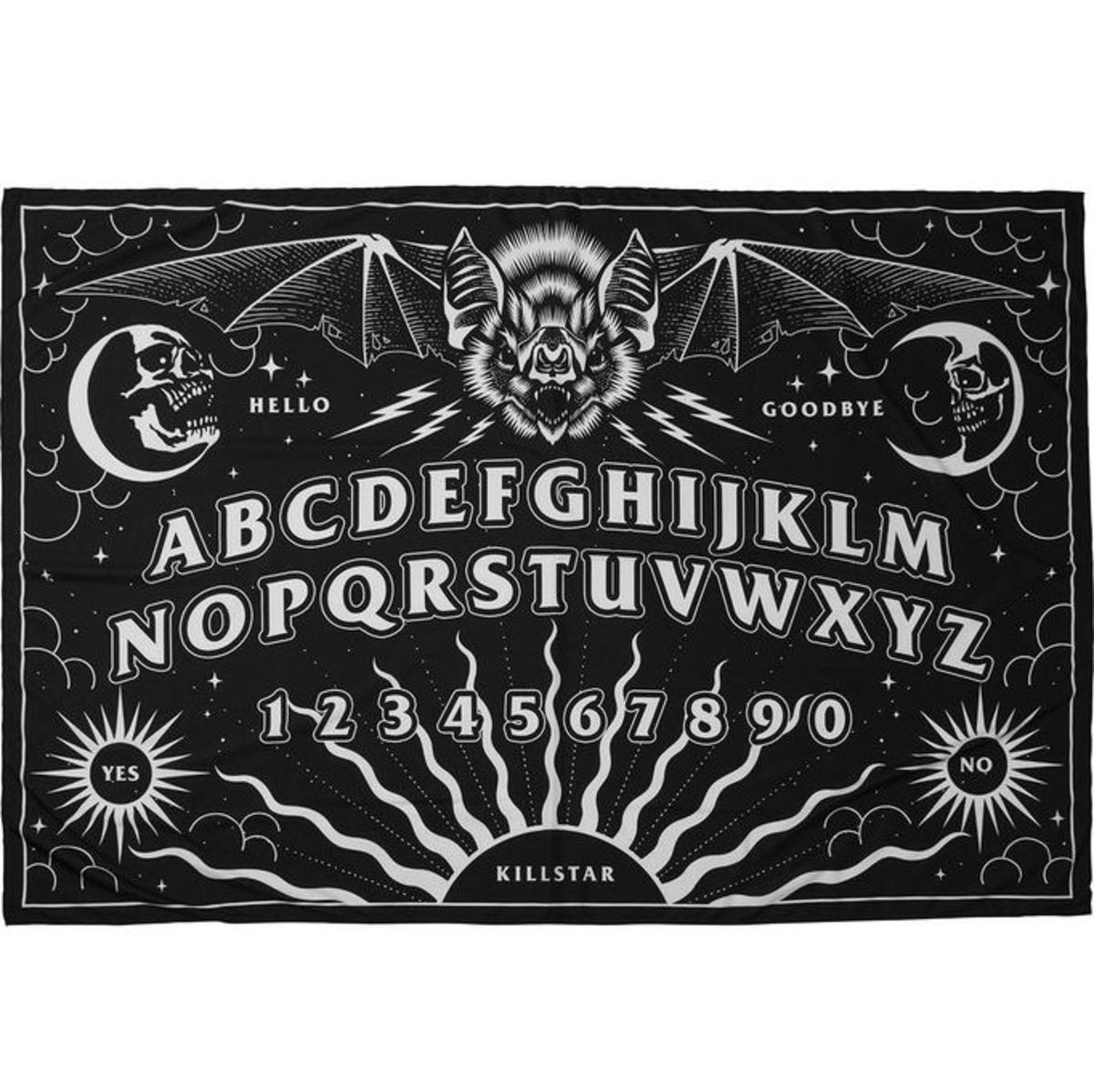 vlajka KILLSTAR - Spirit Board Tapestry - KSRA001320