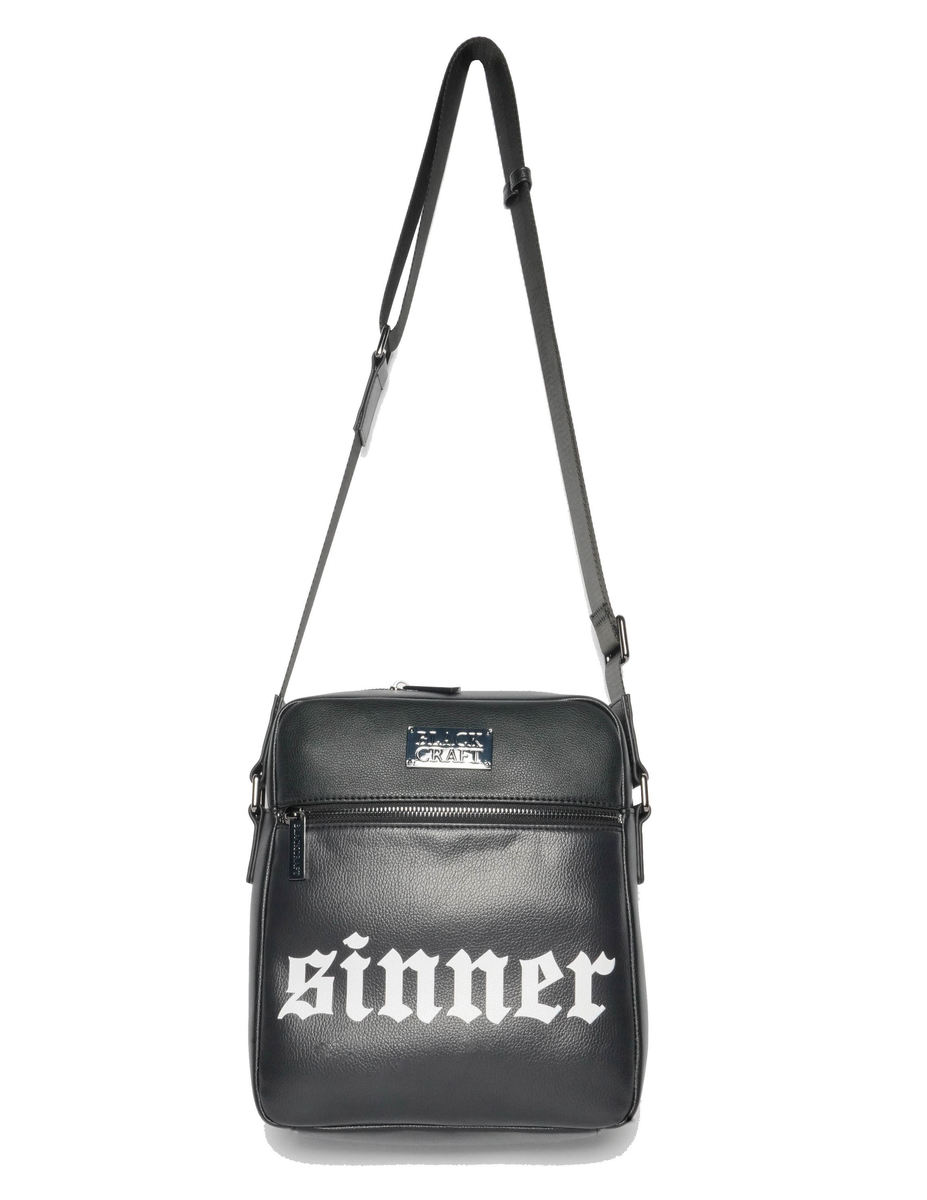 kabelka (taška) BLACK CRAFT - Sinner Passport Crossbody - 18-BCC-007B