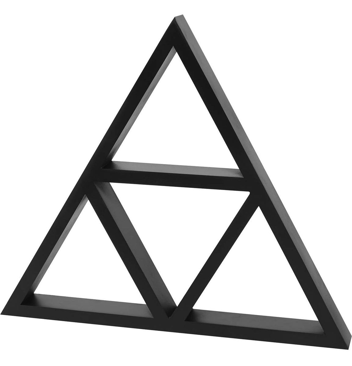 dekorace KILLSTAR - Triangle Wall Shelf - KSRA001011