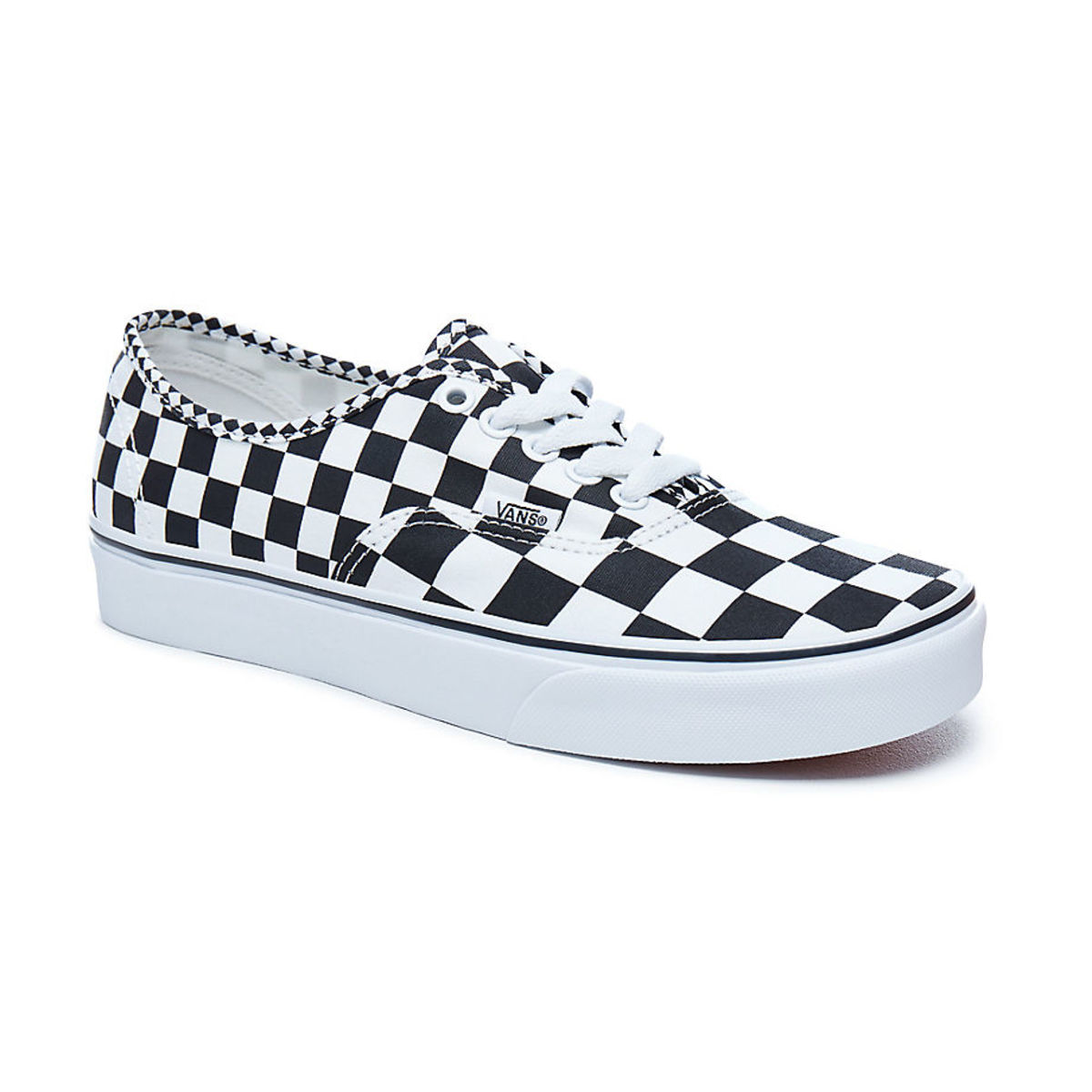 boty VANS - UA AUTHENTIC (MIX CHECKER) - VA38EMQ9B
