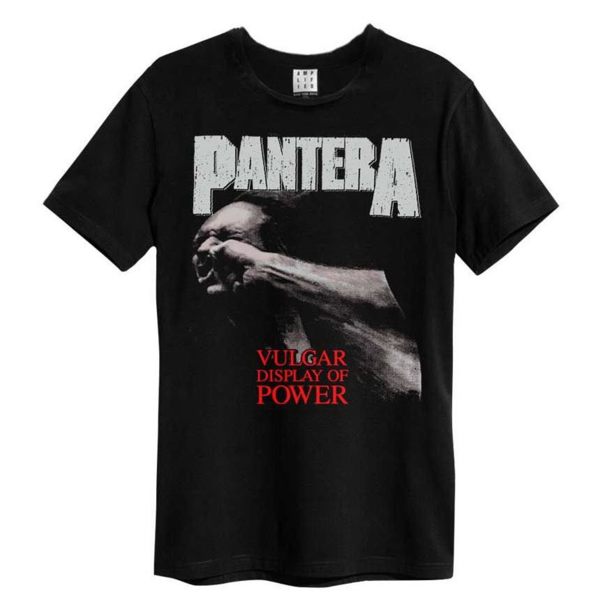 AMPLIFIED Pantera Vulgar Display of Power černá