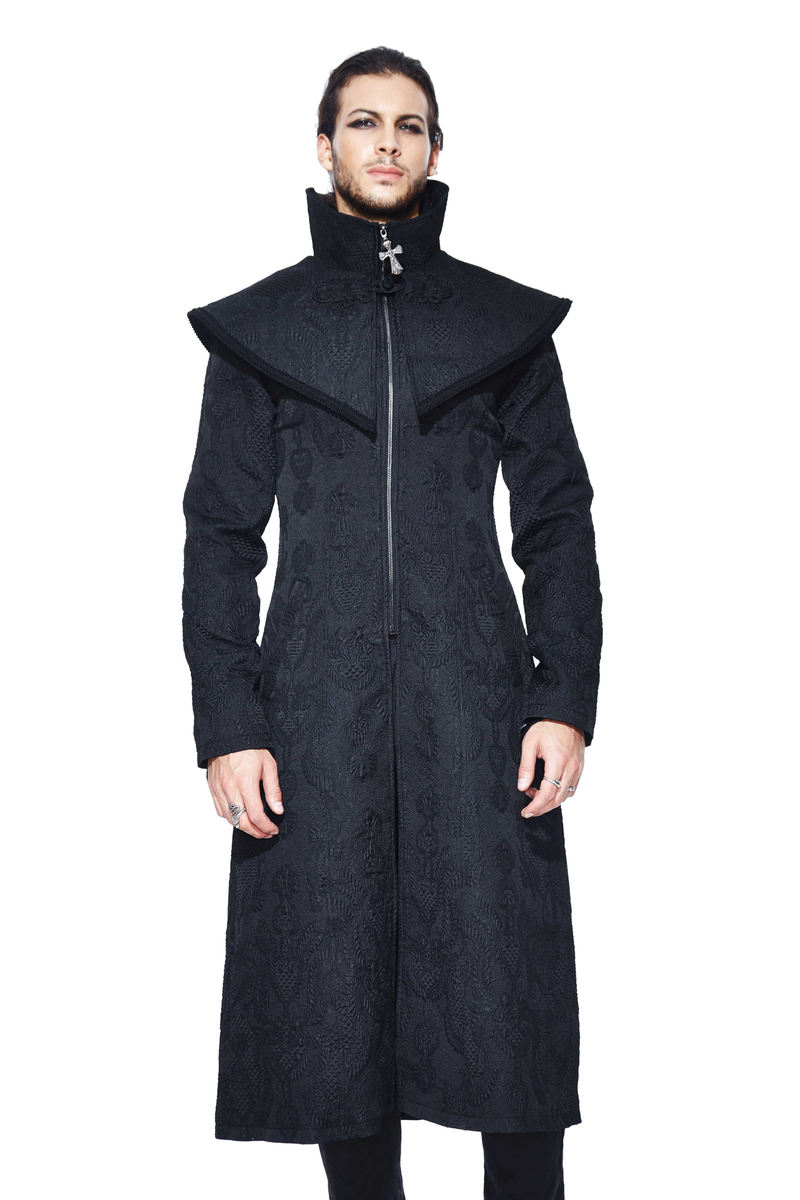 kabát pánský DEVIL FASHION - CT088
