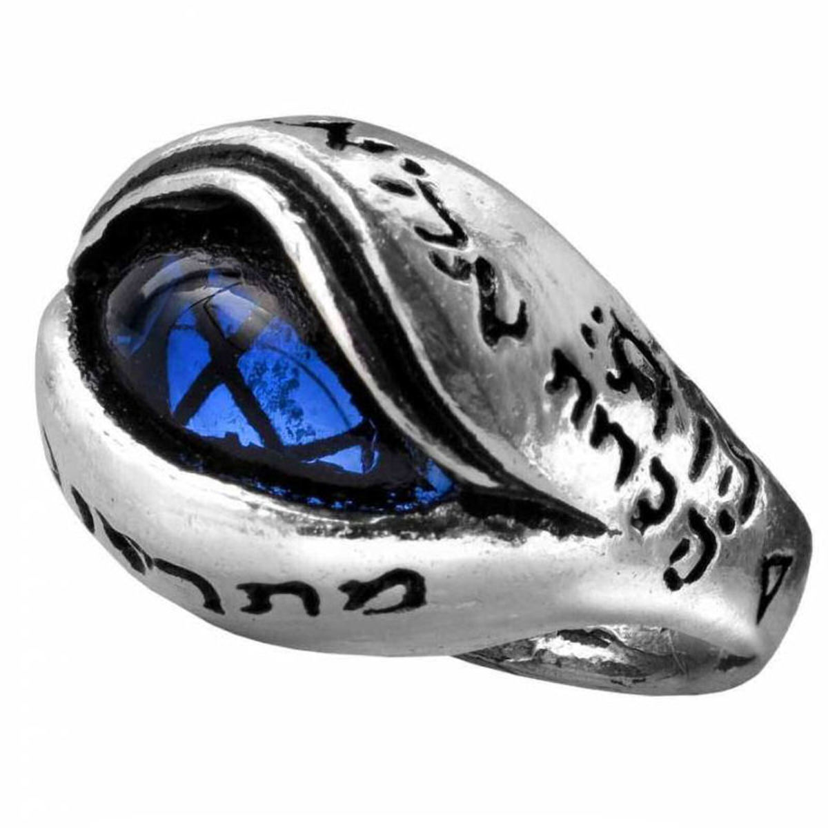 prsten ALCHEMY GOTHIC - Angel's Eye - R124 Q
