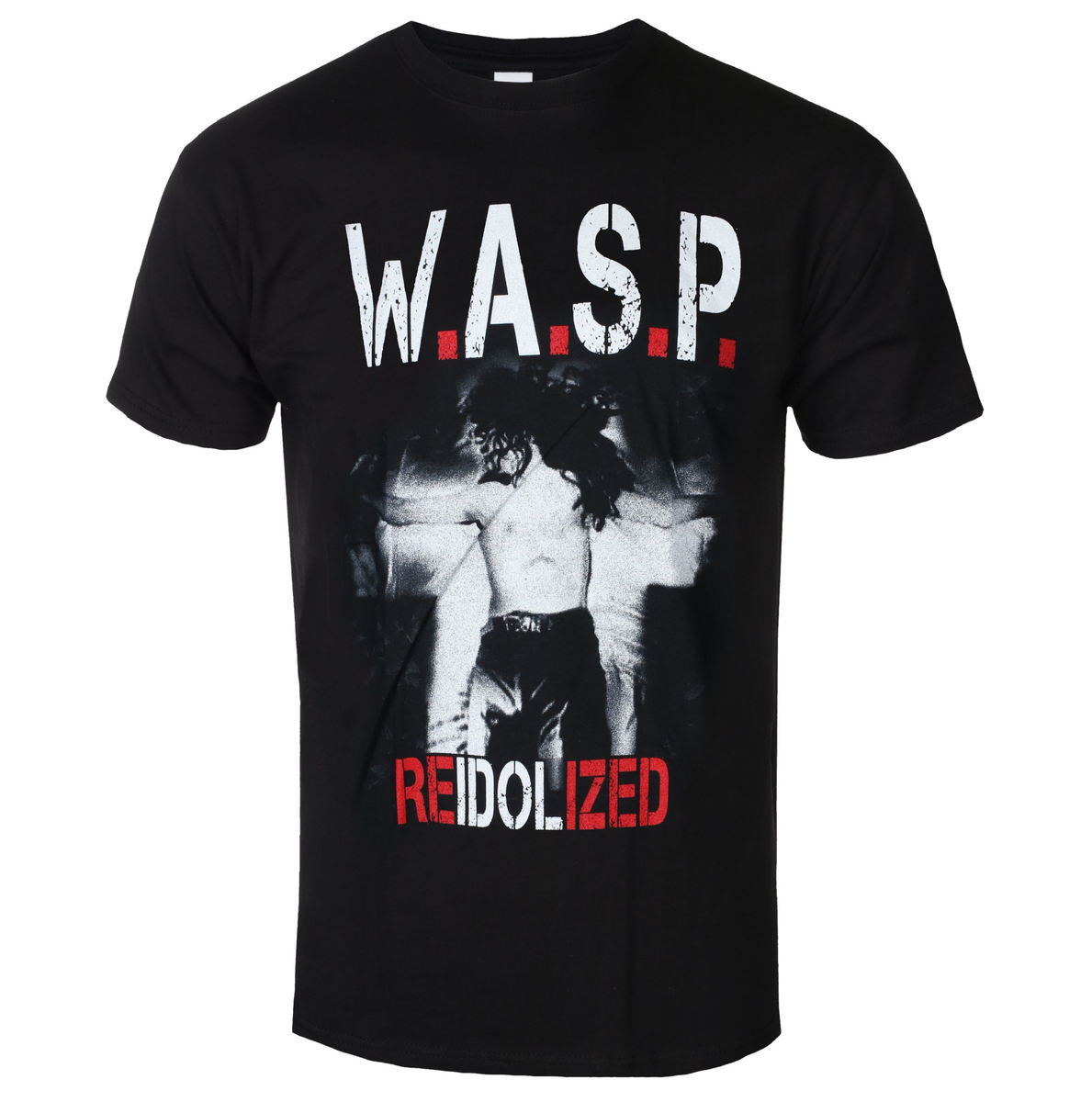 NAPALM RECORDS W.A.S.P. Re-Idolized černá