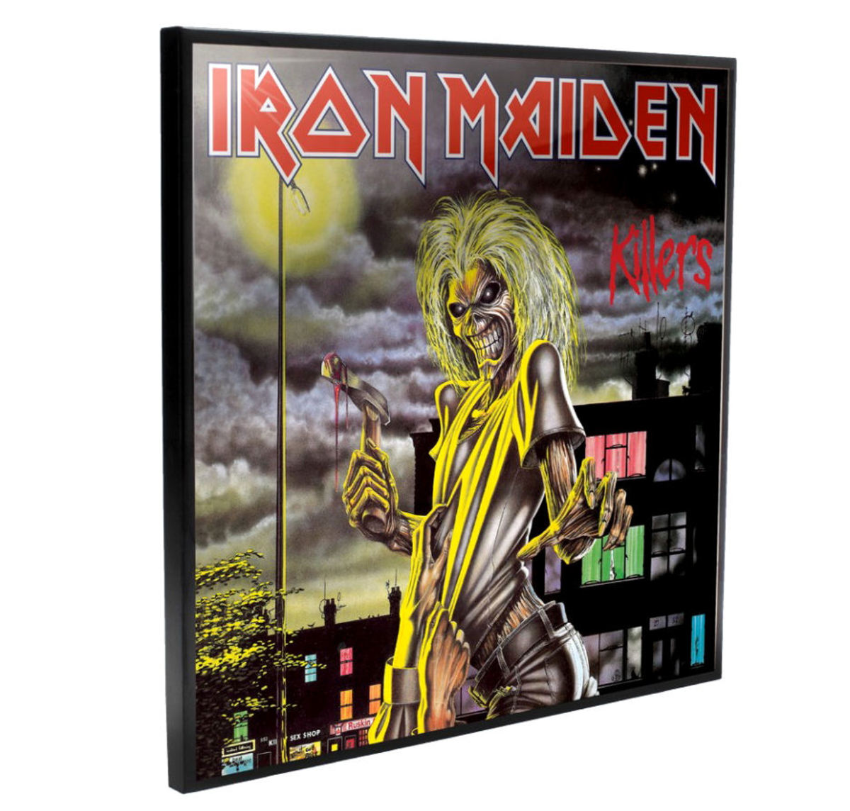 obraz Iron Maiden - Killers - B4389M8