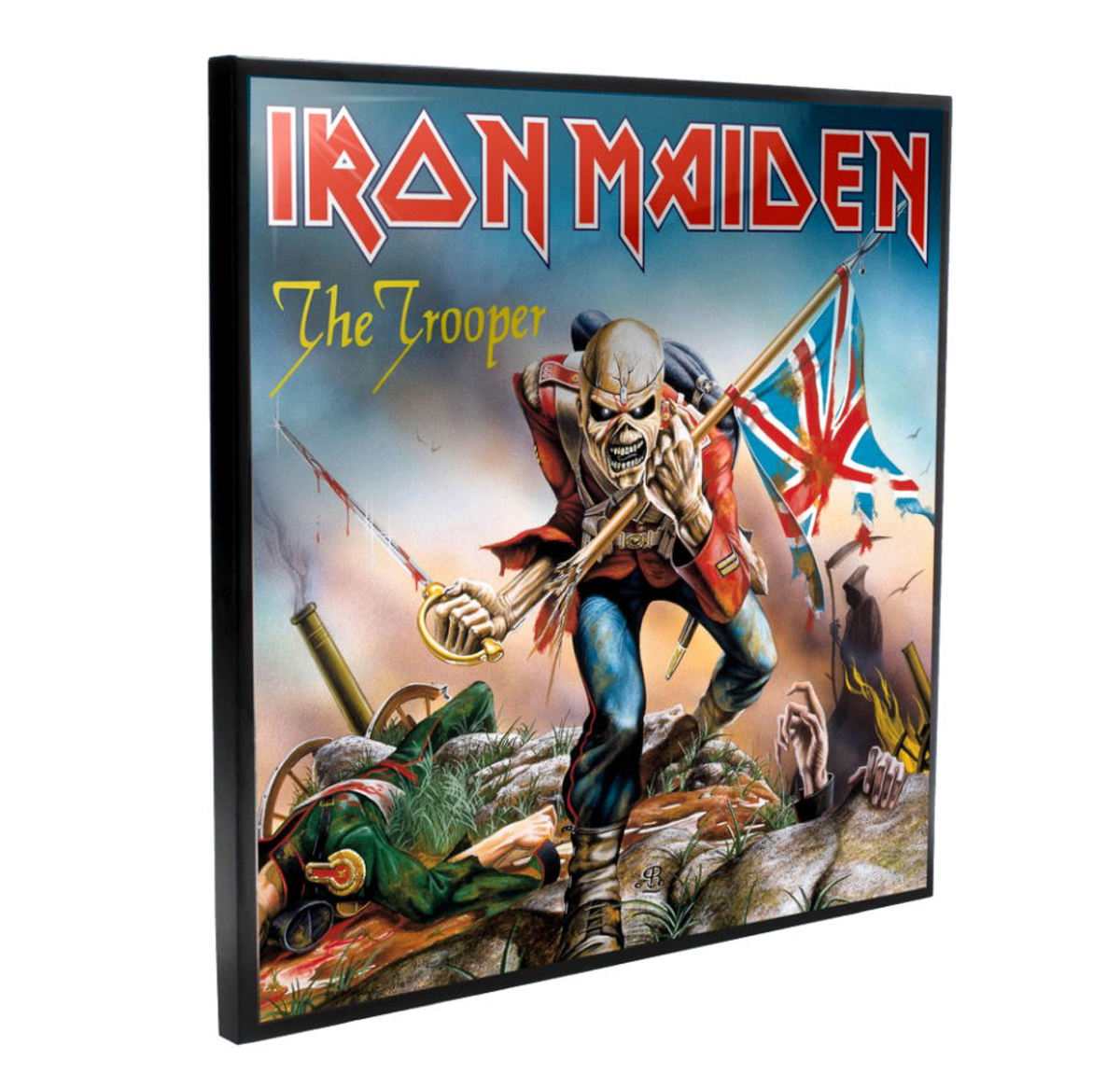 obraz Iron Maiden - The Trooper - B4394M8