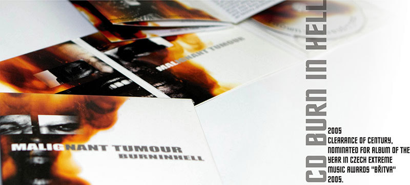 CD Malignant Tumour - Burninhell - MT021