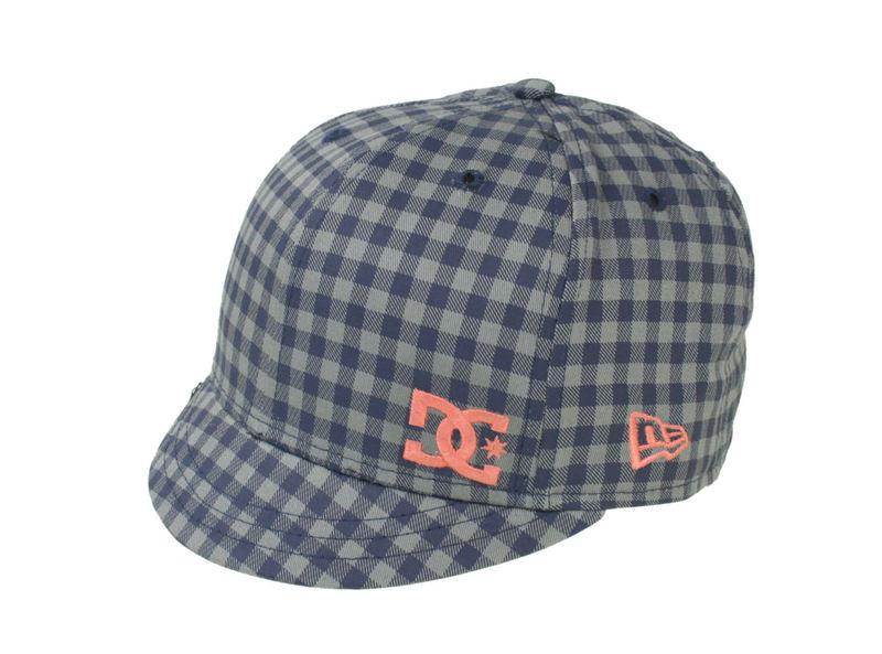 kšiltovka dámská DC - Baxter Women's New Era Umpire Hat - NAVY