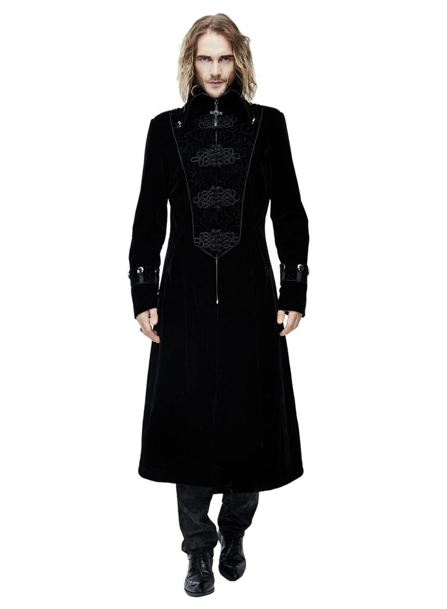 kabát pánský DEVIL FASHION - CT06601