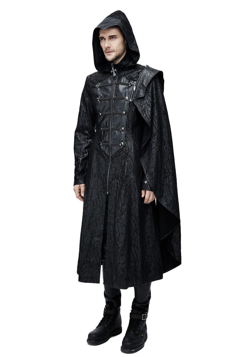 kabát pánský DEVIL FASHION - CT068