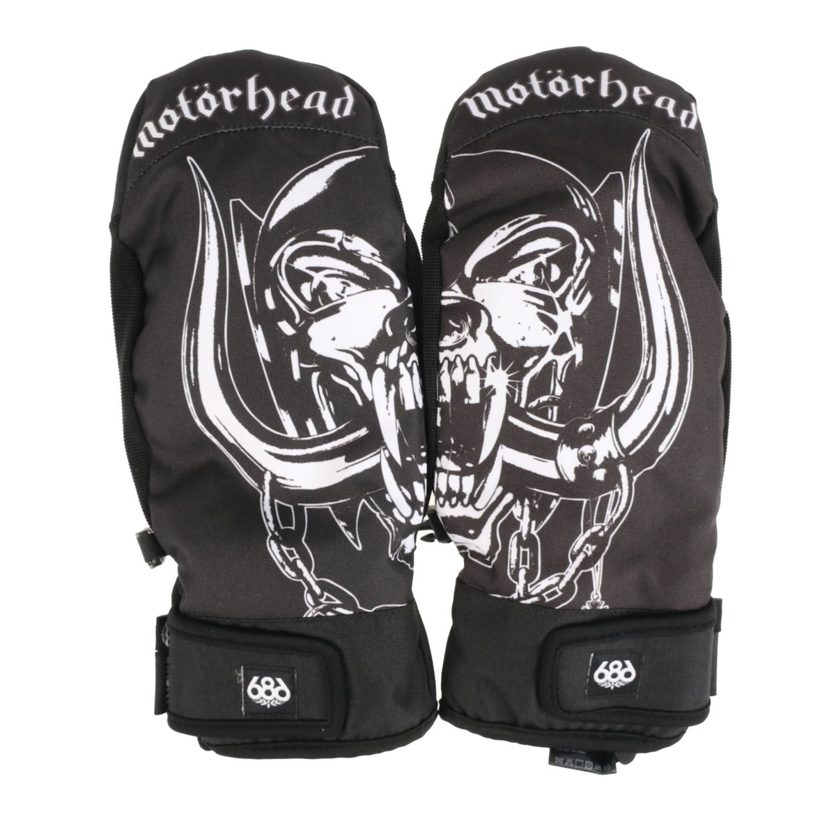 rukavice MOTÖRHEAD - Mountain Mitt - Black - 686 - L8WGLV15 M