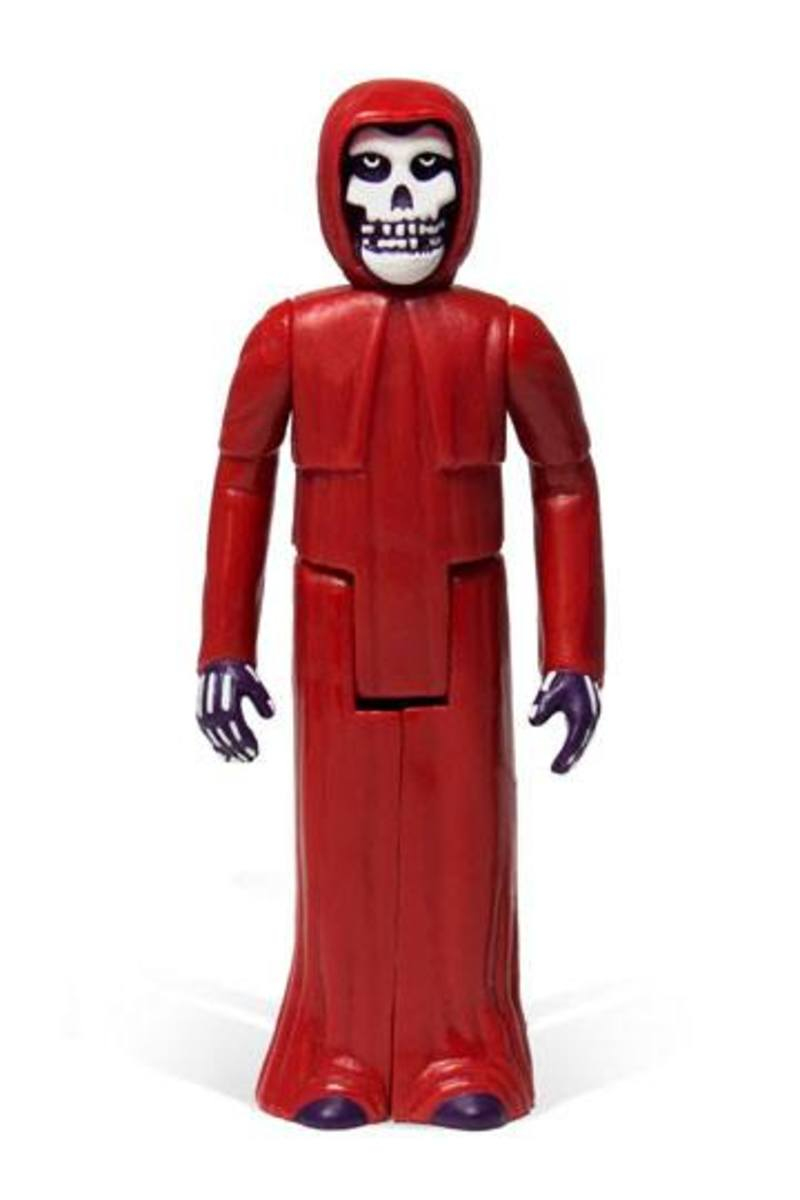 figurka Misfits - The Fiend - Crimson Red - SUP-MSFTS-FND-CR