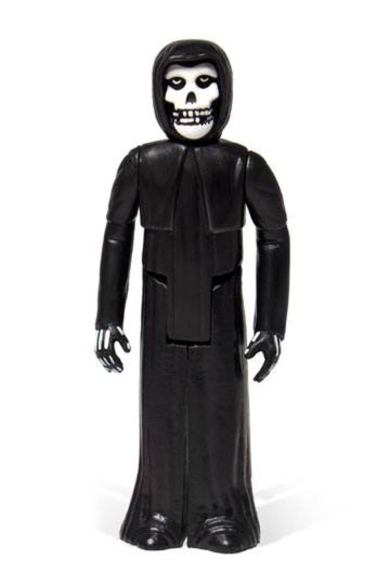 figurka Misfits - The Fiend - Midnight Black - SUP-MSFTS-FND-MB