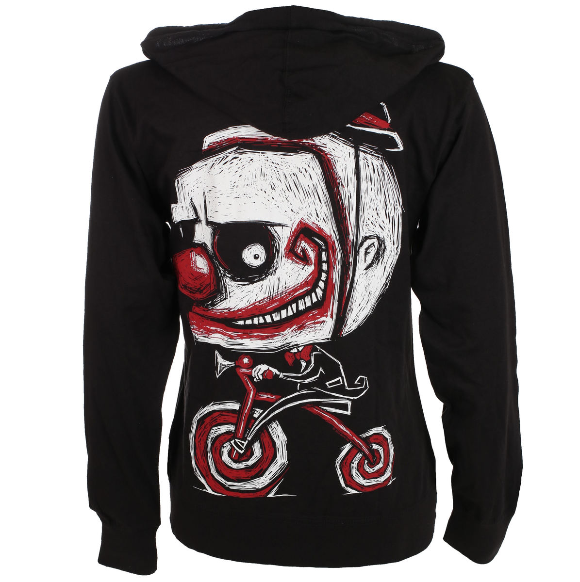 mikina (unisex) AKUMU INK - Creep The Clown - 11HM10