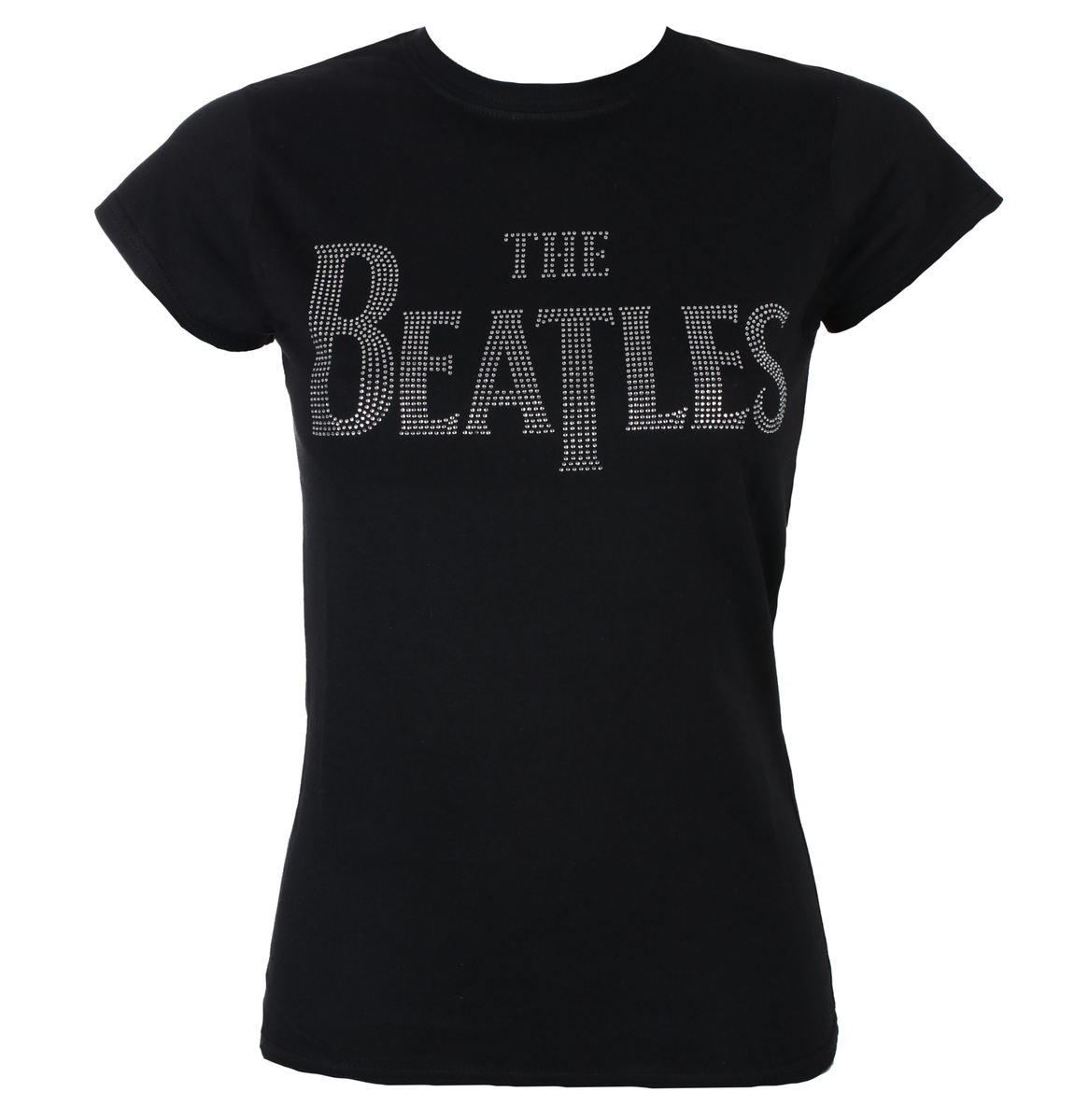 tričko dámské The Beatles - Drop - ROCK OFF - BEATTEE124LB