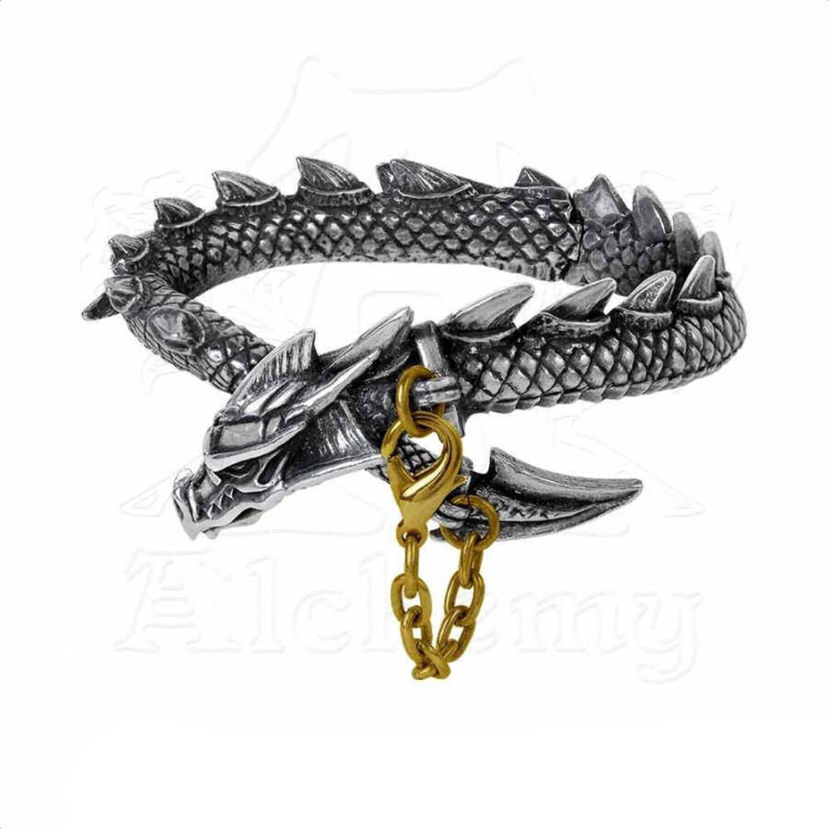 náramek ALCHEMY GOTHIC - Dragons Lure - A124