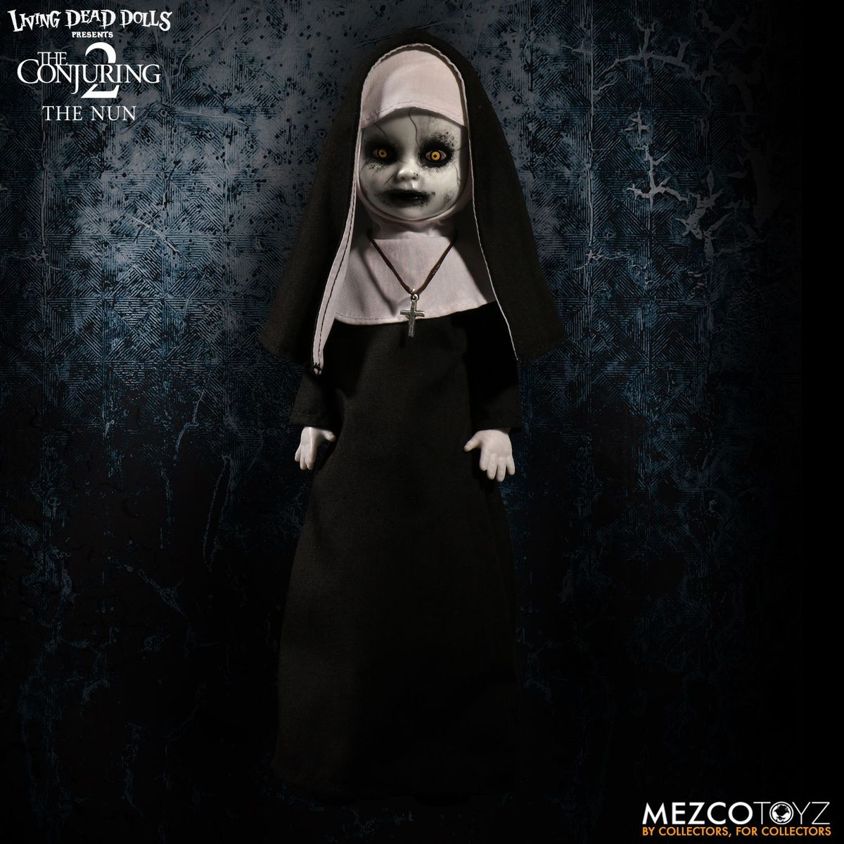 figurka The Nun - The Conjuring - Living Dead Dolls - MEZ99410