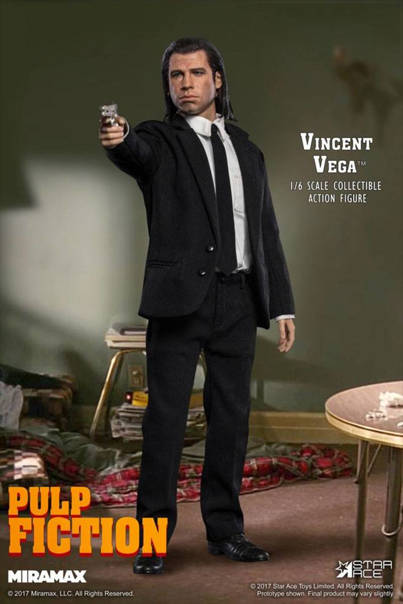 figurka Pulp Fiction -  Vincent Vega - STAC0041