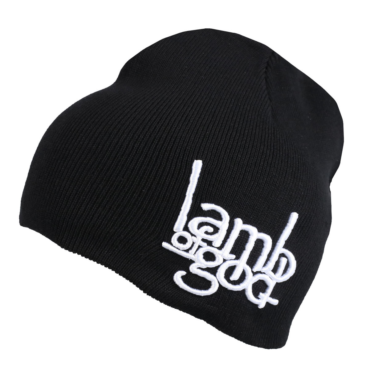 kulich Lamb Of God - Logo - ROCK OFF - LAMBBEAN01B