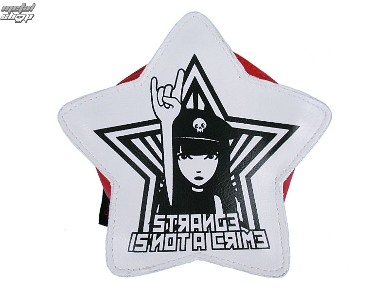 peněženka EMILY THE STRANGE - Emily (E3081502) - Strange is Not a Crime Coin Purse