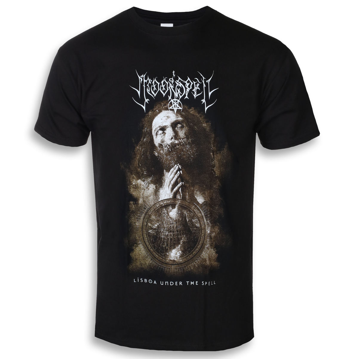 tričko pánské MOONSPELL - Lisboa Under The Spell - NAPALM RECORDS - TS_5103