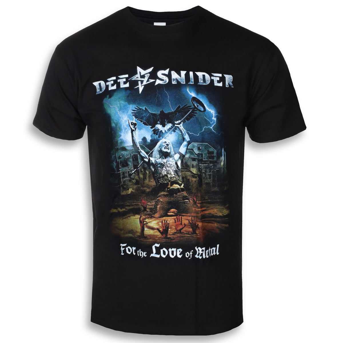 tričko pánské DEE SNIDER - For The Love Of Metal - NAPALM RECORDS - TS_5053