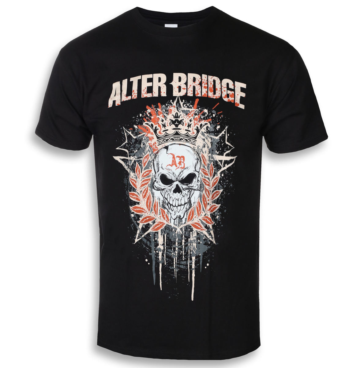 tričko pánské ALTER BRIDGE - Royal Skull - NAPALM RECORDS - TS_5131