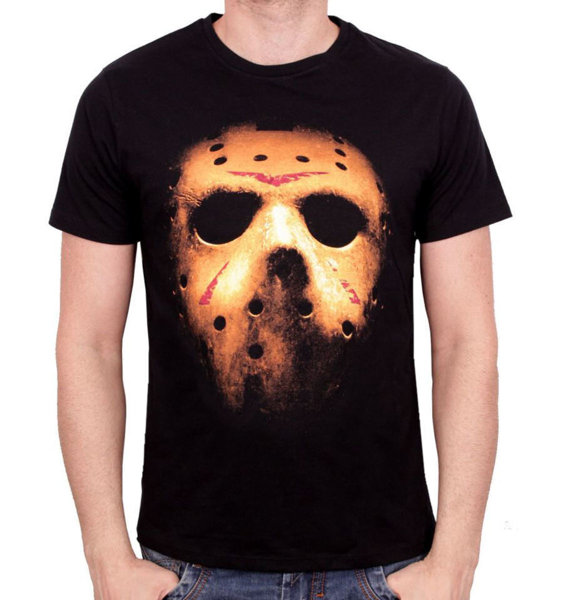 LEGEND Friday the 13th JASONS MASK černá