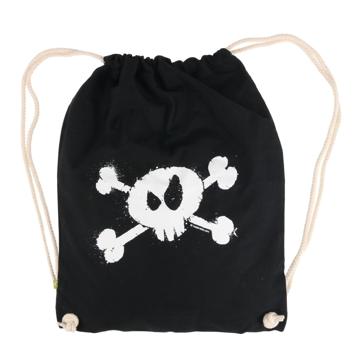 vak Splashed Skull - Metal-Kids - 577-130-8-7