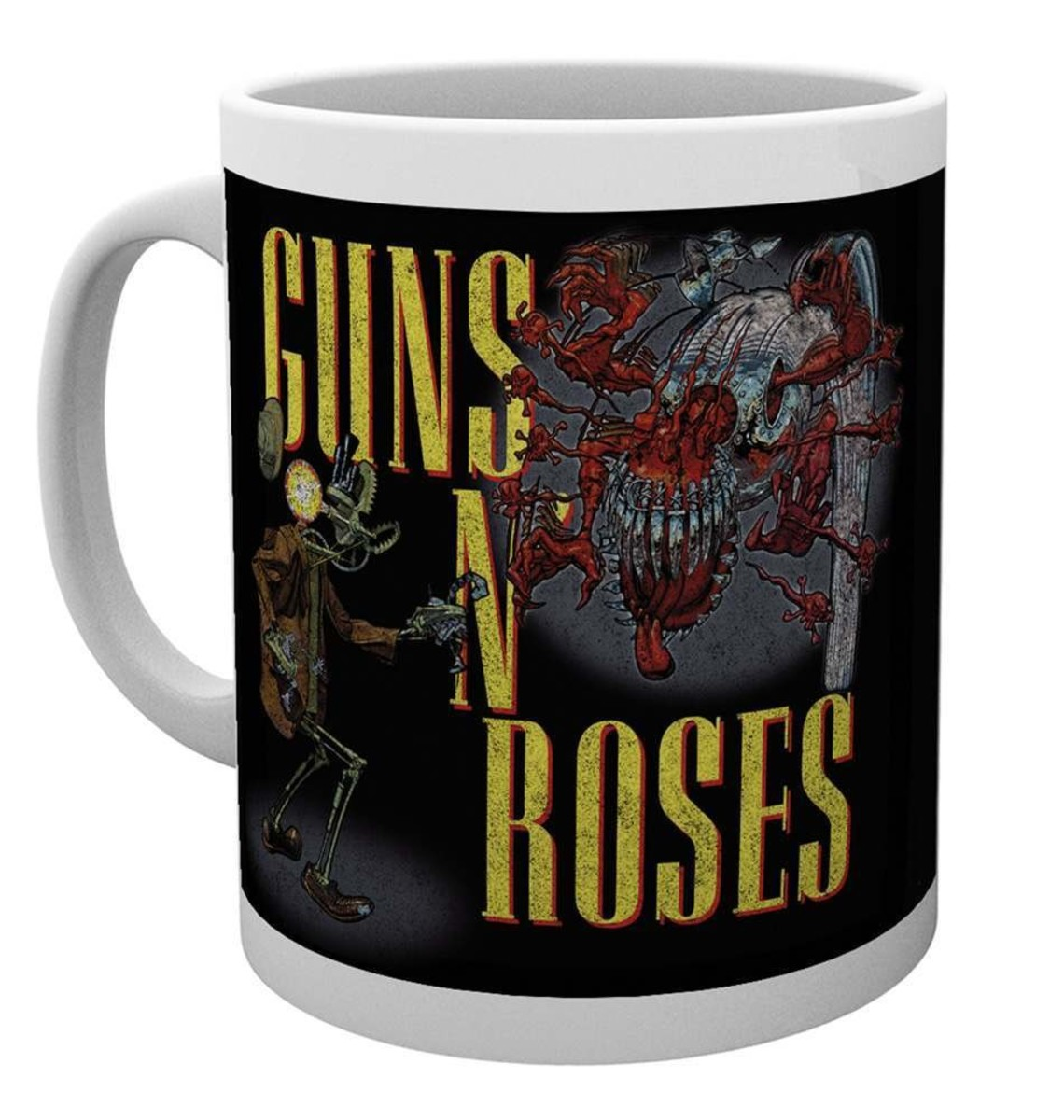 hrnek Guns N' Roses - GB posters - MG2617
