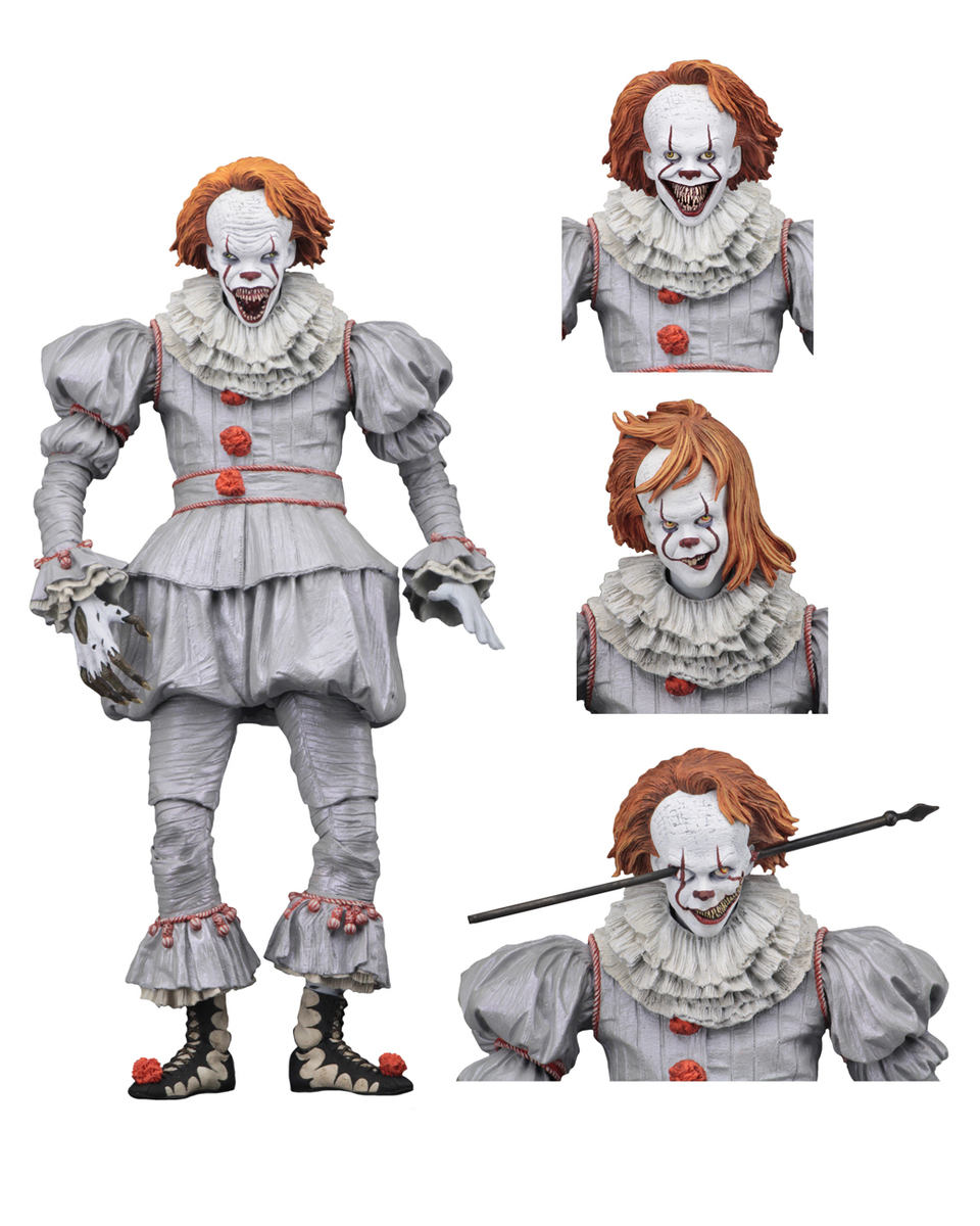 figurka To - Stephen Kings It 2017 - Ultimate Pennywise - (Well House) - NECA45467