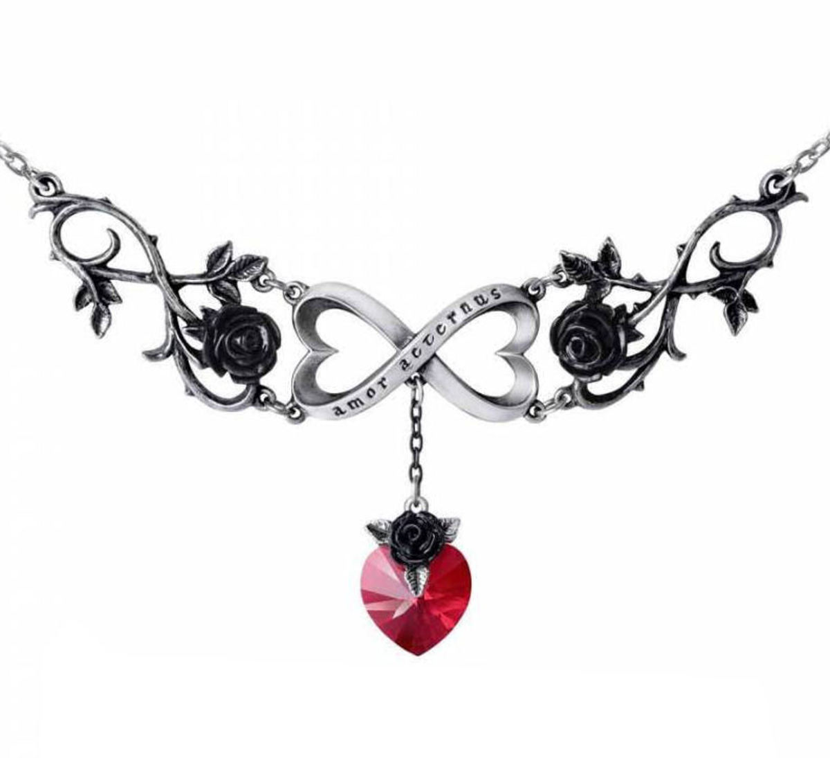 obojek ALCHEMY GOTHIC - Infinite Love - P868