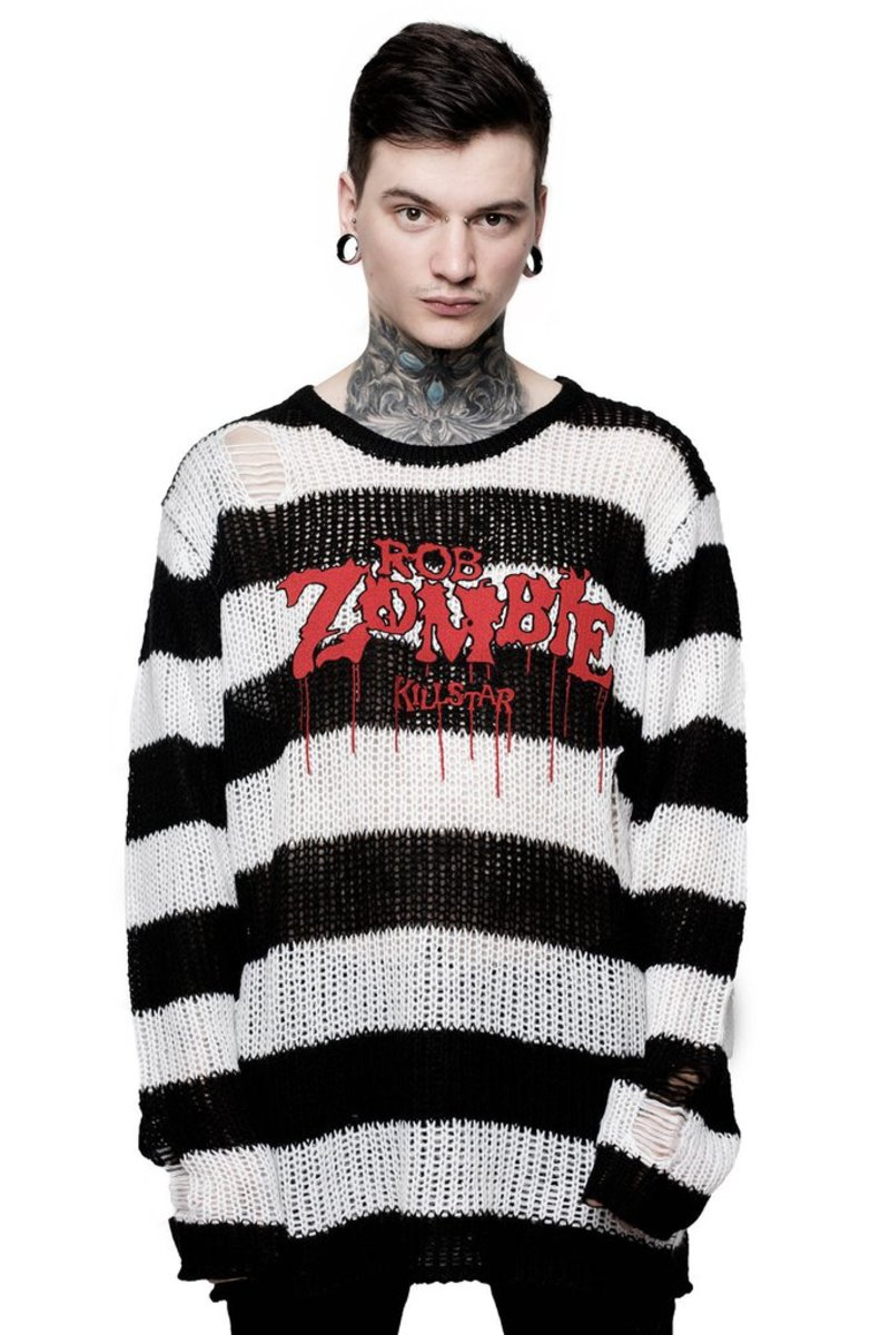 svetr (unisex) KILLSTAR - ROB ZOMBIE - Lords Of Salem - BLACK - KSRA000722