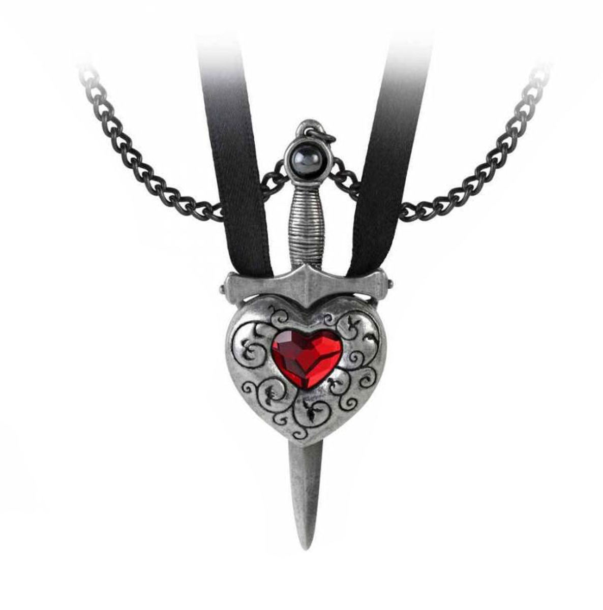 obojek ALCHEMY GOTHIC - Love Is King - P725