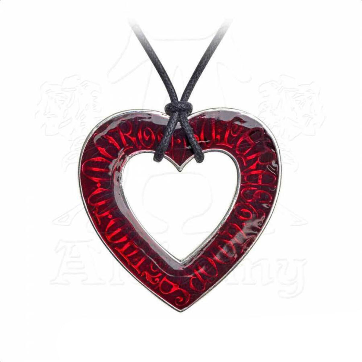 obojek ALCHEMY GOTHIC - Love Over Death - P803