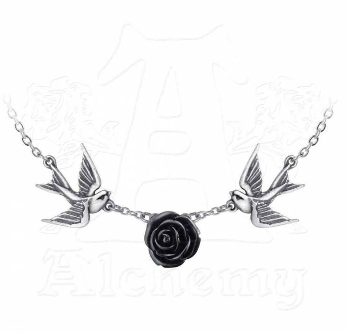 obojek ALCHEMY GOTHIC - Love Returns - P841