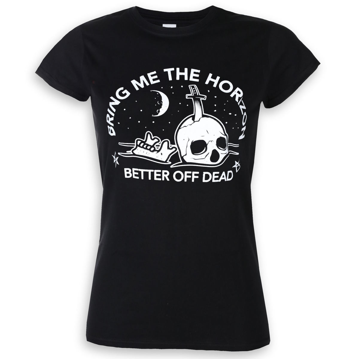 ROCK OFF Bring Me The Horizon Happy Song černá