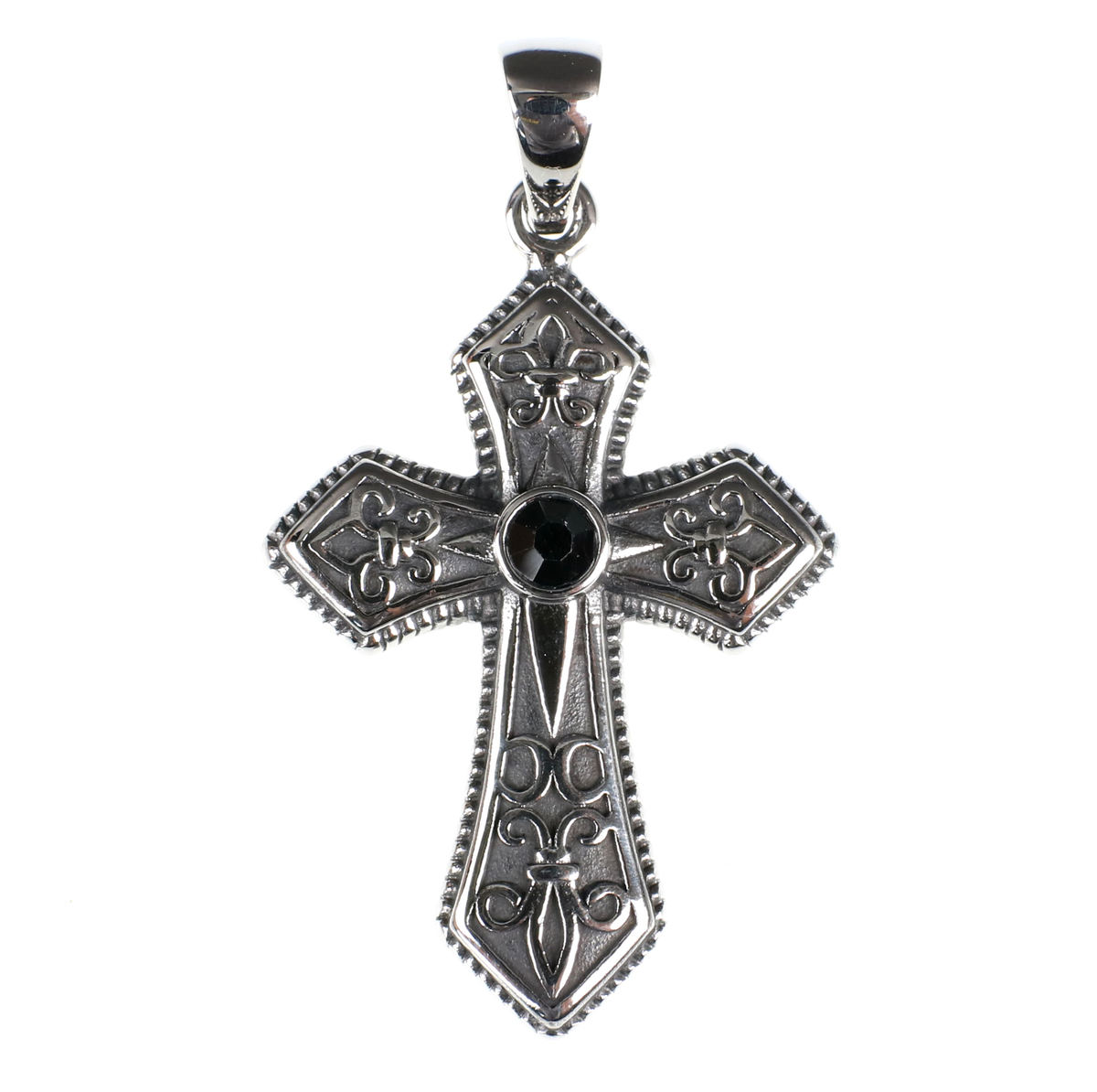 obojek ETNOX - Ancient Lily Cross - SK4023