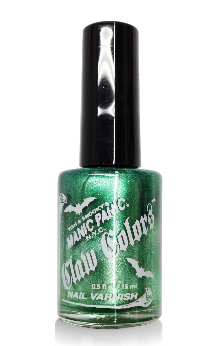 lak na nehty MANIC PANIC - Green Envy - MP021
