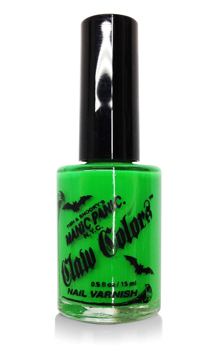 lak na nehty MANIC PANIC - Electric Lizard - MP023