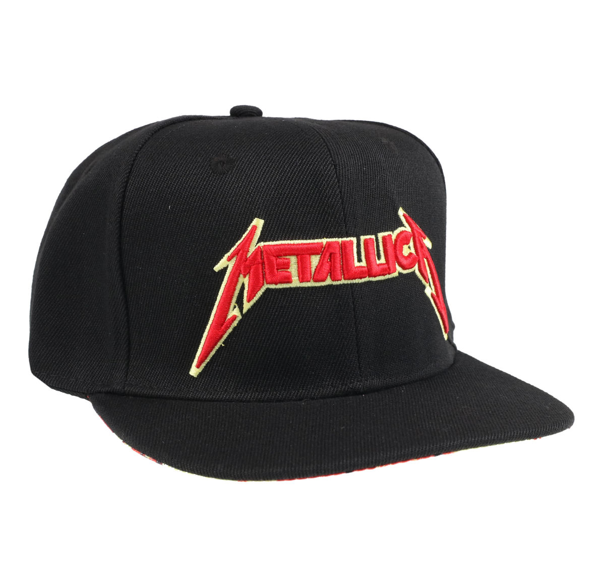 kšiltovka Metallica - Jump In The Fire - Black - RTMTLSBCBJUM