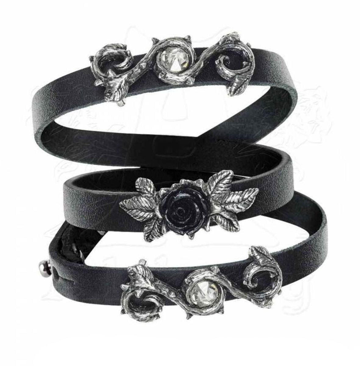 náramek ALCHEMY GOTHIC - Rose Of Perfection - A116