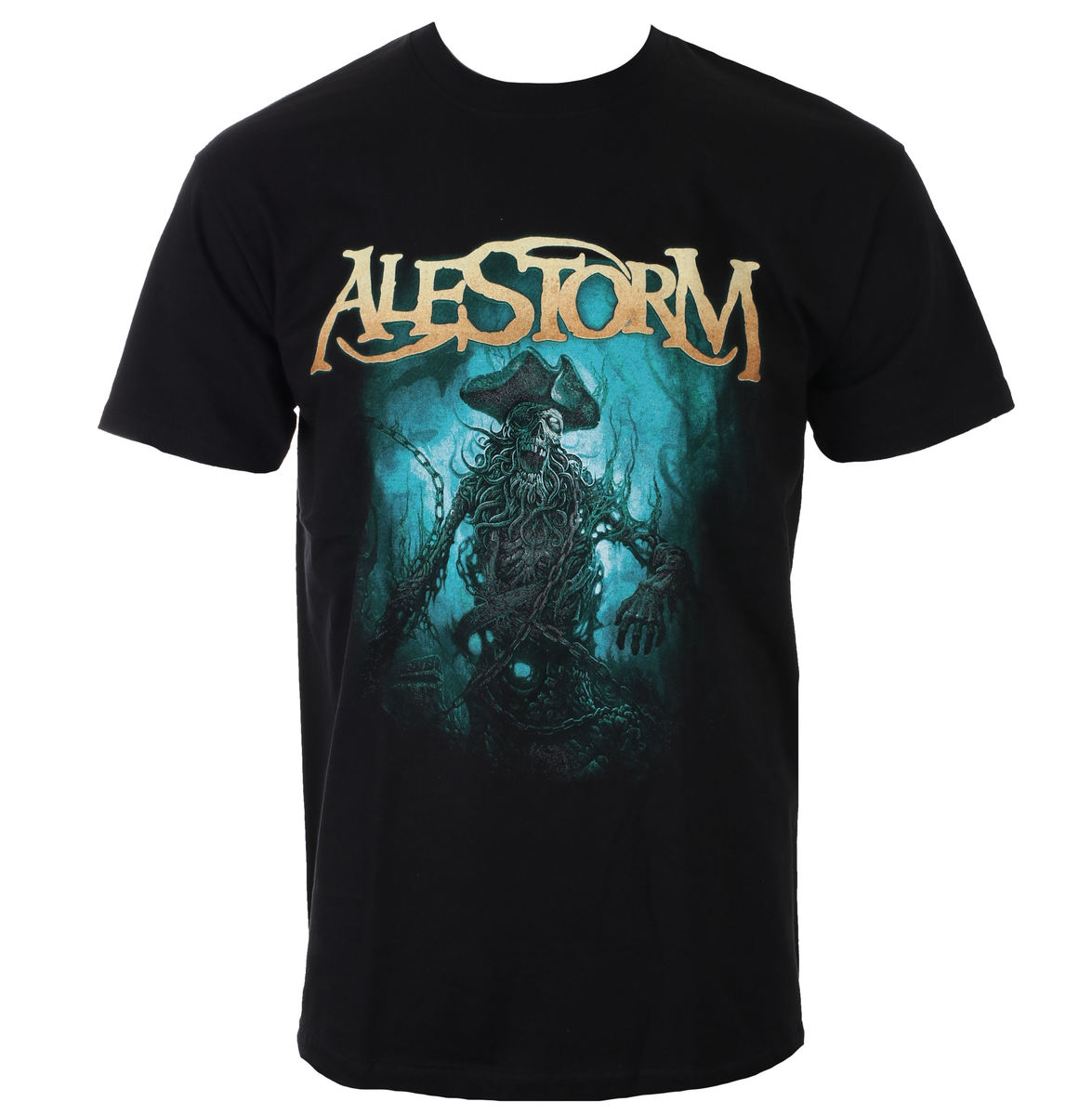 NAPALM RECORDS Alestorm No Grave But The Sea černá
