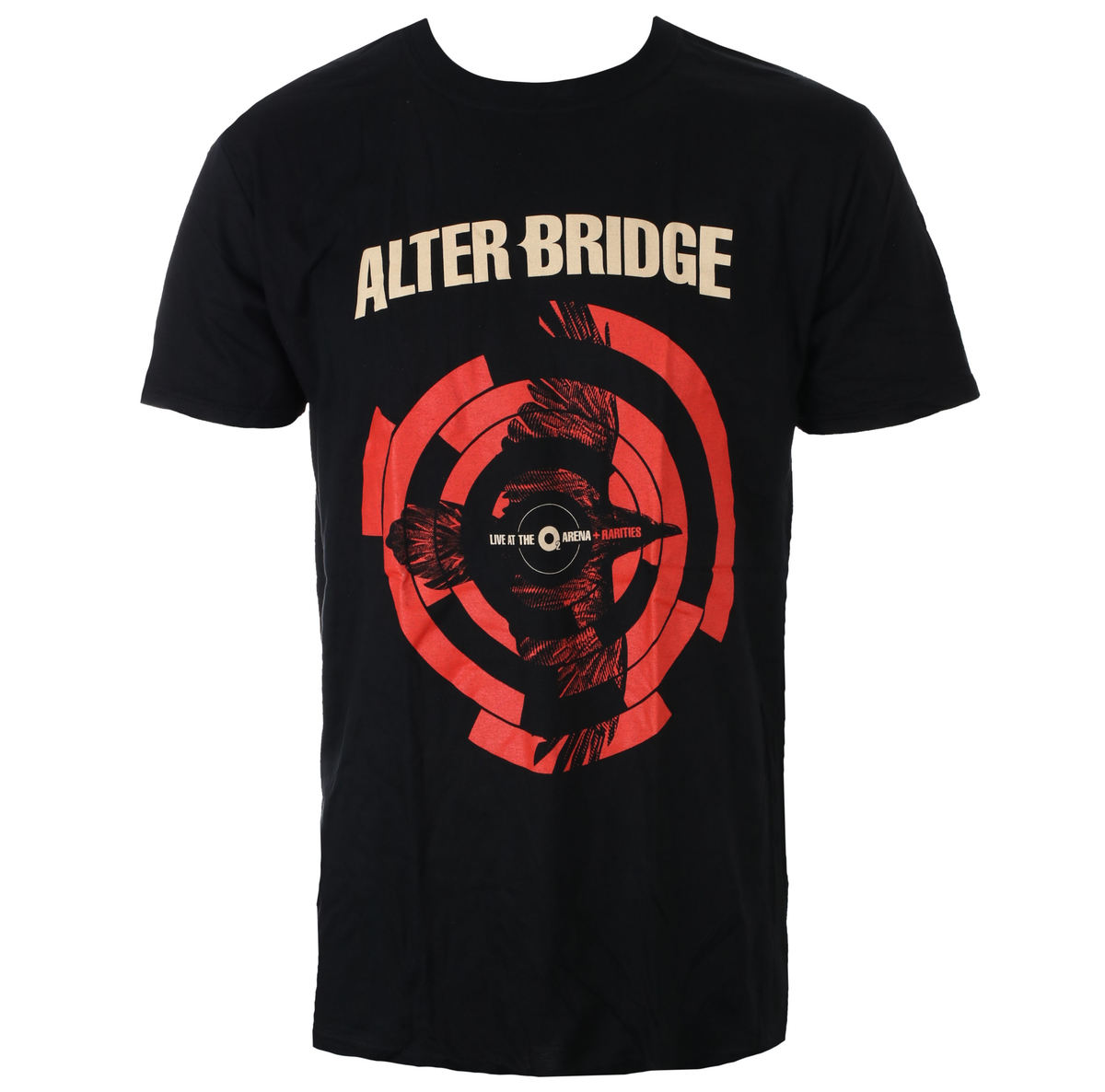 tričko pánské ALTER BRIDGE - Live At The O2 Arena + Rarities - Bird - NAPALM RECORDS - TS_4429