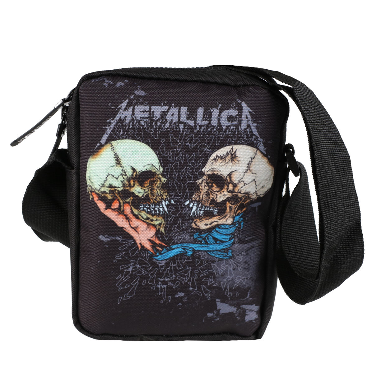 taška METALLICA - SAD BUT TRUE - CROSSBODY - RSPBME14